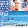 Annonce presse • Annonceur : Respur / Paris • © Récréacom, Christophe Houlès graphiste