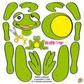 Magazine de jeux : illustrations / Meal & 1 Surprise / SIBO • © Christophe Houlès, illustrateur jeunesse