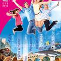 Couverture guide touristique • Idées-Go / Languedoc-Roussillon