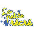 Création logo • La petite récréé (Lyon) • © recreacom.fr - Christophe Houlès graphiste