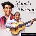 Manolo chante Mariano - Illustration mixte • © Christophe HOULES, illustrateur