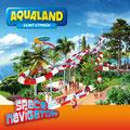 Compositing + illustration digitale - Annonceur : Aqualand - Agence Idées-Go