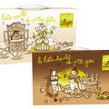 Création packaging cadeau enfant / Logis / SIBO • © Christophe Houlès, graphiste
