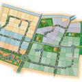 Plan de construction / Maisons Guitard • © recreacom.fr - Studio de création Christophe Houlès