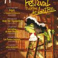 Création affiche : Festival de Lattes • © Récréacom, Christophe Houlès graphiste