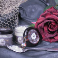 Création étiquette produit : La perle au Diamant noir • © Christophe Houlès, graphiste