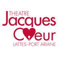Création logo • Théâtre Jacques Cœur (Lattes) • © recreacom.fr - Christophe Houlès graphiste