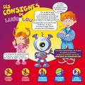 Cahier de jeux et coloriages : illustrations / SNCF / SIBO • © Christophe Houlès, Illustrateur