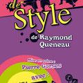 Création affiche : Exercices de style de Raymond Queneau, mise en scène de Pierre Gorses • © Récréacom