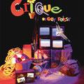 Création affiche : La crique de Guy Foissy • © Récréacom, Christophe Houlès graphiste