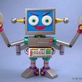 パソコンロボット PC robot