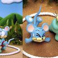 ねずみのすもう Sumo of the mouse. Shogakukan