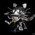 招き猫型ロボット2 Cat Robot 2