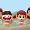 家族温泉 Family hot spring