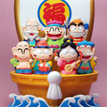 七福神 Seven Gods of Good Fortune