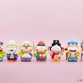七福神 Seven Gods of Good Fortune