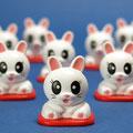 座布団うさぎ Rabbit EchigoSeika