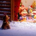 クリスマス Christmas Snow Brand