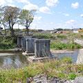 0124 富岡川下流の橋梁被害