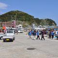 0267 いわき市江名漁港でのお祭り