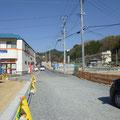 189 沿岸から見た鍬ケ崎小学校方向