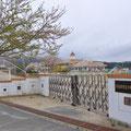 0422「幼稚園の奥に小泉小学校」