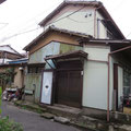 古い家屋だが現在も使われている