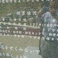 397 田野畑の石碑(被害状況の記述)