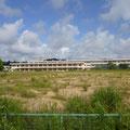 849 校庭側から見た県立双葉高校