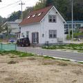 763 鍬ケ崎小学校付近の状況
