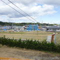 593 建設が進む住宅(新・坂本駅付近)
