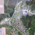 584 <いのちをつなぐ未来館の展示写真>震災前の鵜住居