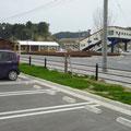 733 陸中山田駅の整備状況