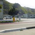 273 釜石東中学校、鵜住居小学校の仮設校舎②