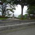 595 城山の希望の灯(神戸の東公園から分火)