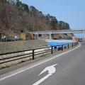 2091 三陸鉄道北リアス線平井賀トンネル~第二島越トンネル間の高架復旧