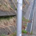 太陽光発電による避難路照明