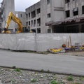 0496 石巻市・雄勝病院の解体作業
