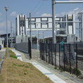 972 常磐線新地駅(南側から)
