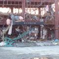 南三陸町防災庁舎の被災状況