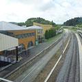 861 双葉駅から見た大野駅方向(南側)