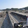 0625 平豊間の護岸復旧工事の状況