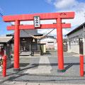 0590「波分神社」