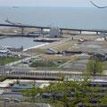 077 旧北上川右岸河口部の整備状況