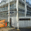 811 富岡幼稚園の修復現場
