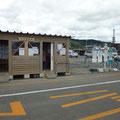 586 JR代行バスの山下駅とローカルバスの山元町役場