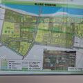 「897」閖上地区宅地案内図