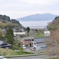 0991 恋し浜駅から漁港方向を見る