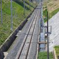 158 JR常磐線(富岡~夜ノ森)の工事状況