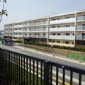 402 南三陸町役場前に建設中の復興公営住宅